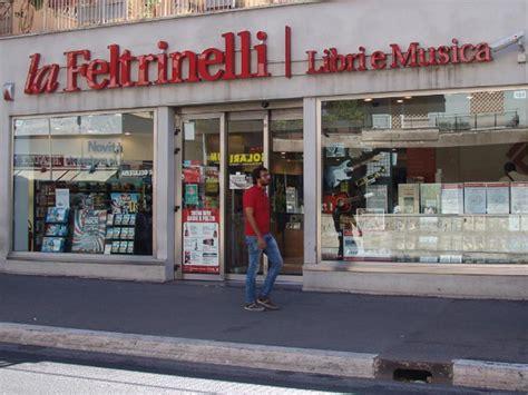 feltrinelli libreria roma ediltre srl libreria feltrinelli viale libia