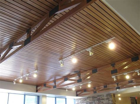 wood ceilings lowes 1000 ideas about wood ceiling panels on