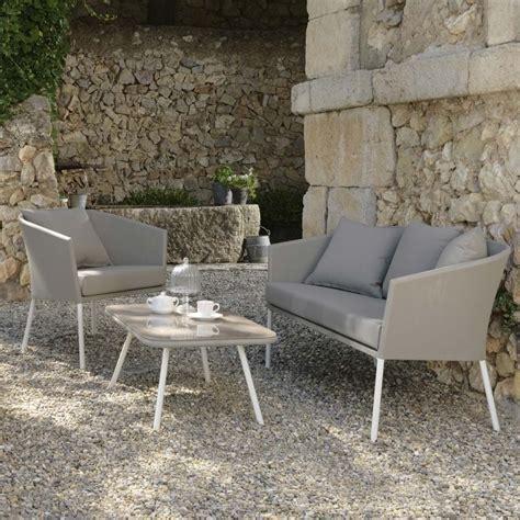 poltrone e sofa tavolini set mobili da esterno composto da divano 2 poltrone e