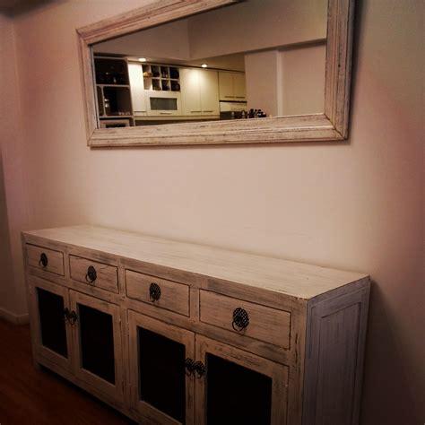vajillero  espejo home muebles de comedor muebles