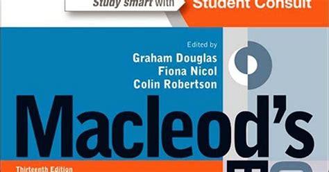 usmle step 2 secrets 5e books4md macleod s clinical examination 13th edition