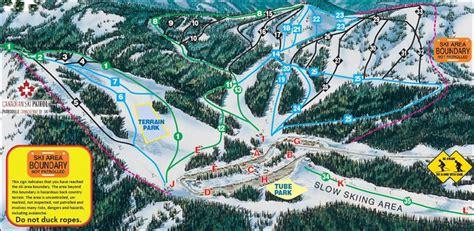 Online Resume Submit For Jobs by Manning Park Resort Trail Map Ski Snowboard Escape2ski