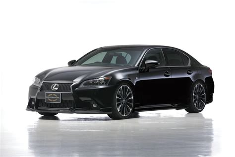 wald lexus lexus gs f sport sedan by wald pictures and details