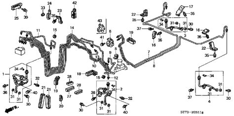 1999 honda civic diagram showing brake line service manual 2002 oldsmobile silhouette diagram showing brake line 1999 oldsmobile