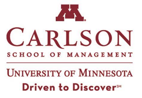 Of Minnesota Carlson School Of Management Mba by Carlson School Mentorship Program