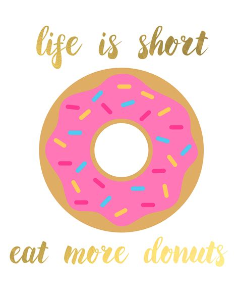printable donut images check out these 2 adorable donut printables free to