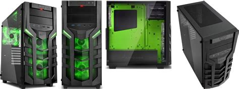 Sharkoon Dg7000 G Tempered Glass Atx Mid Tower Gaming sharkoon dg7000 g atx gaming with large