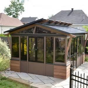 pavillon de jardin mont orford