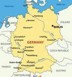 A Map Of Germany by Germany German Bibliographies Cite This For Me