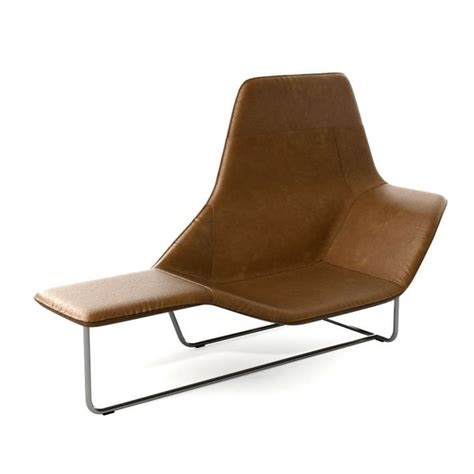 Brown Lounge Chair by Brown Modern Lounge Chair 26 Am121 3d Model Obj Cgtrader