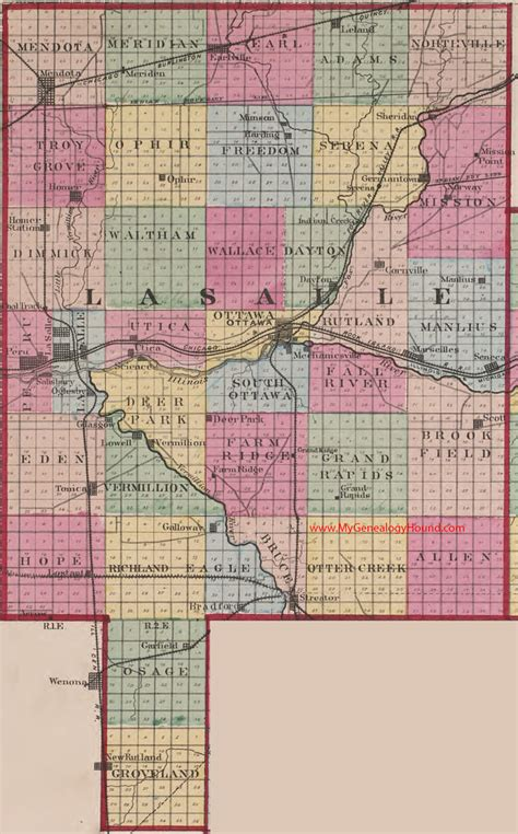 Lasalle County Records Illinois Genealogy Illinois Family History Resources Html