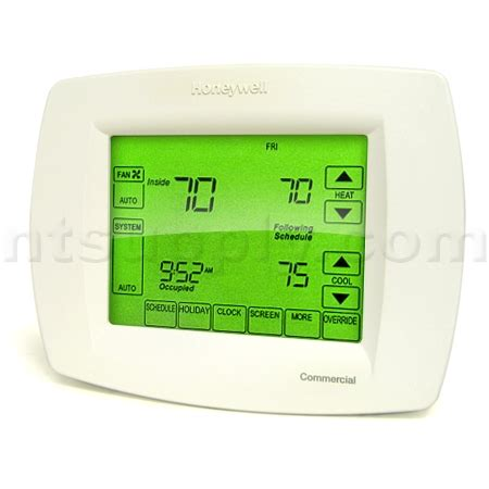 Buy Honeywell Tb8220 Commercial Visionpro 8000 Touchscreen