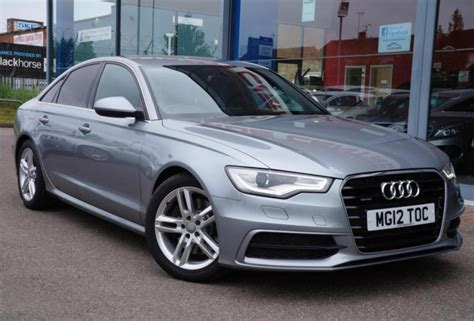 automobile air conditioning service 2012 audi a6 head up display 2012 audi a6 3 0 tdi quattro s line s tronic auto nav full leather and xenons in luton