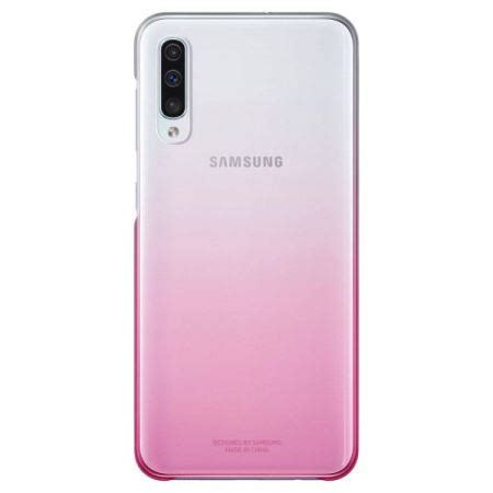 official samsung galaxy  gradation cover case pink