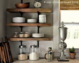 wood kitchen shelving the world s catalog of ideas