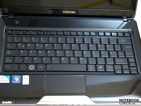 Keyboard Laptop Toshiba Satellite A135 review toshiba satellite t130 14t notebook notebookcheck