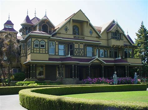 Winchester Mystery House | haunted road trip the winchester mystery house the