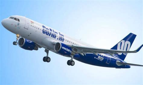 goair aircraft disaster averted after locals spot in