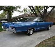 Another Angle 1966 Pontiac 2 Hard Top