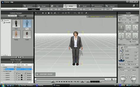 Hacer Imagenes En 3d Online | iclone es un software para hacer peliculas en 3d youtube