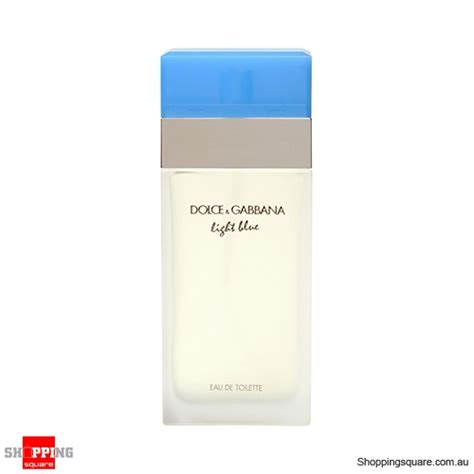 dolce and gabbana light blue 100ml d g light blue by dolce gabbana 100ml edt online