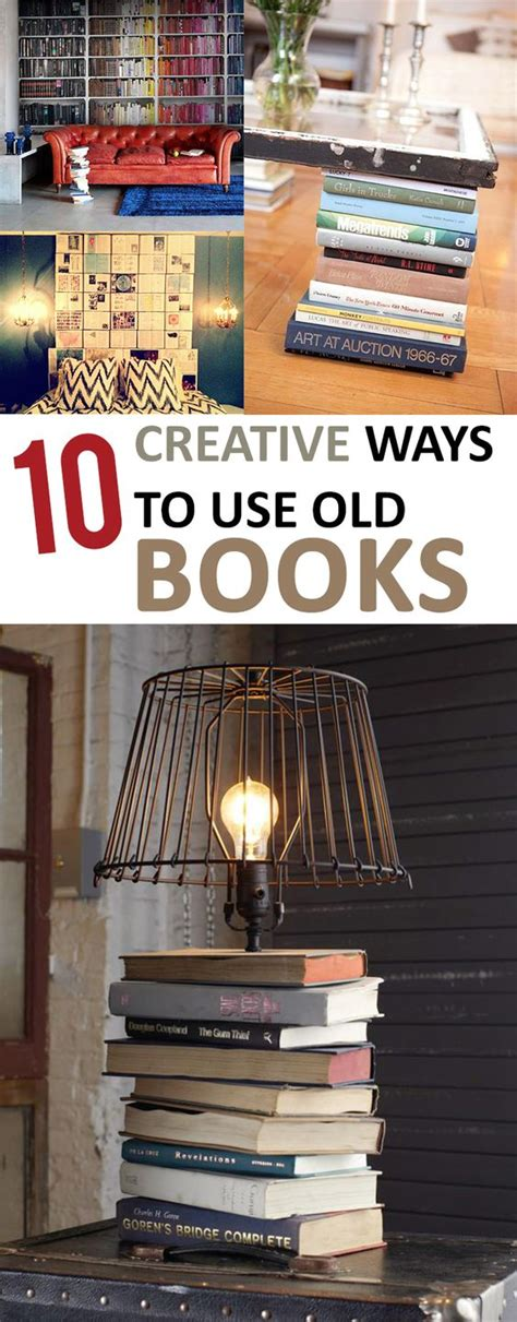 10 creative ways to reuse and recycle books enter diy
