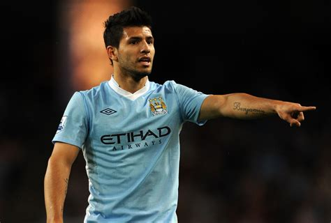 tattoo on aguero arm sergio kun aguero 10 things you didn t know about the