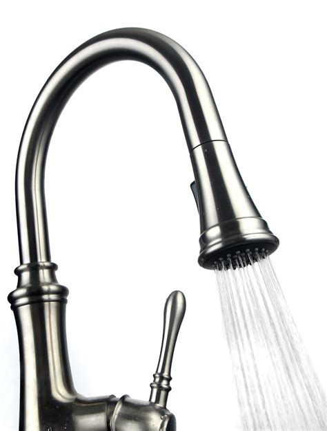 kitchen faucets with sprayer in head 100 kitchen faucets with sprayer in head faucet com