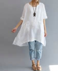 1000 ideas about linen tunic on pinterest tunic linen