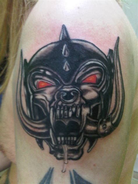 motorhead tattoo motorhead by warningsondeafears on deviantart