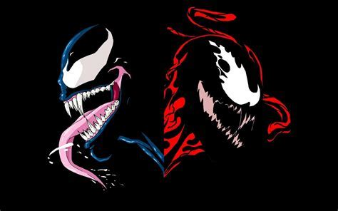 Carnage marvel comics spider man venom wallpaper   (84698)