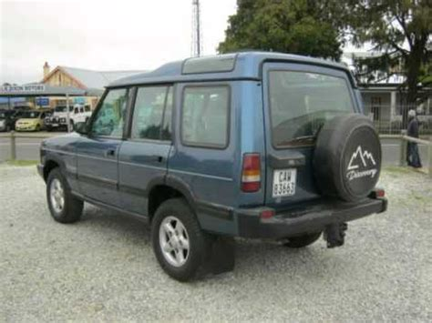 land rover discovery 1992 1992 land rover discovery 3 5i v8 auto for sale on auto