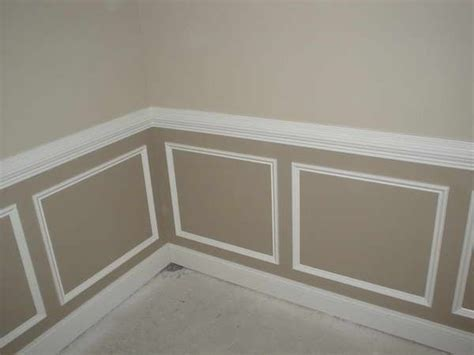 Best 25 chair rail molding ideas on pinterest wainscoating dining room wainscoting bathroom