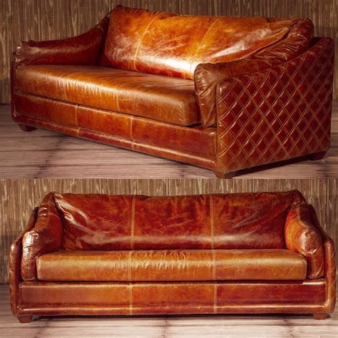 italian made leather sofas handmade vintage distressed italian leather sofas buy