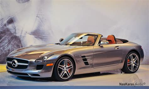 Mercedes Sls Amg Convertible by Fashion Week Stuff Preview Mercedes Sls Amg
