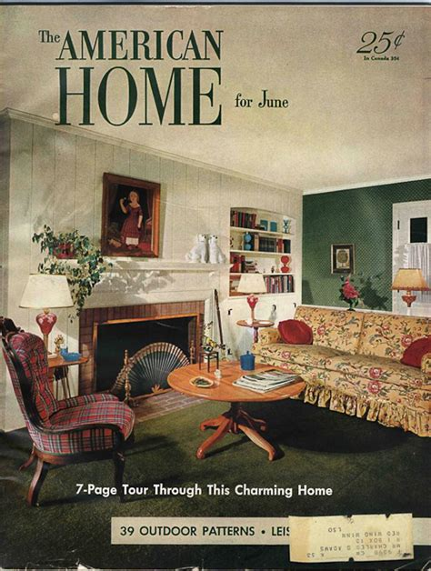 1950s style home decor 1950s interior design and decorating style 7 major