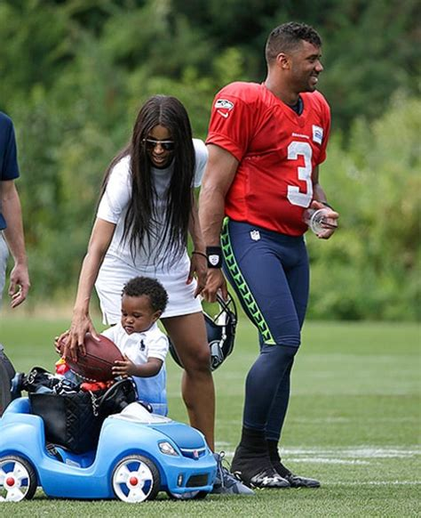ciara is dating seattle seahawks quarterback russell future vents after ciara brings baby to russell wilson s