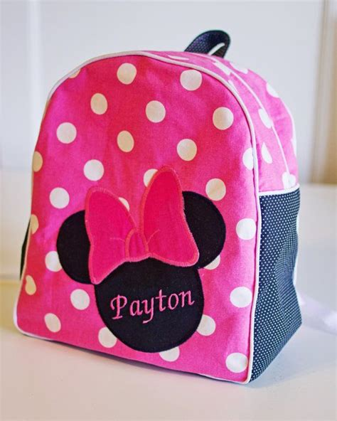 Minnie Mouse Toddler Backpack minnie mickey toddler backpack