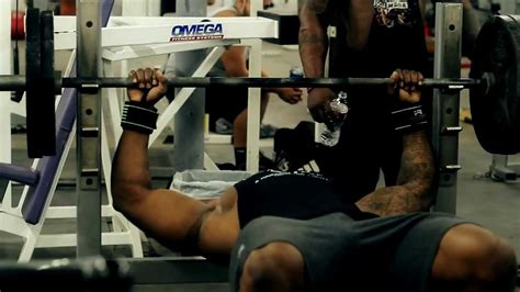 ct fletcher bench press workout beast motivation metroflex monsters live with ct fletcher