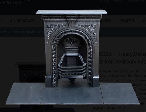 Bedroom Fireplace For Sale Secondhand Vintage And Reclaimed Fireplaces And