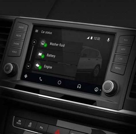 Play Store Android Auto L Application Seat Android Auto Disponible Sous Sur Play