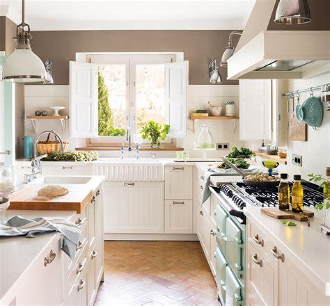 casas cocinas mueble muebles de cocina de colores cocinas las 50 mejores de el mueble