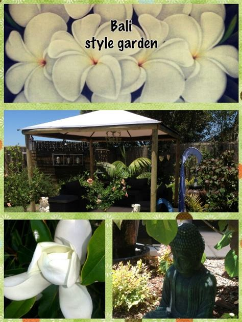 how to make a garden in your backyard how to create a balinese garden in your backyard zigazag