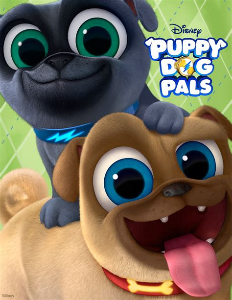 puppy pals harland williams puppy pals to sit stay on disney tv animation magazine