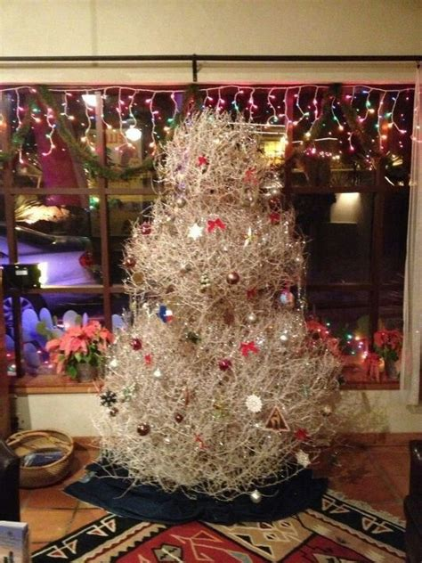 tumbleweed tree in texas texas christmas pinterest