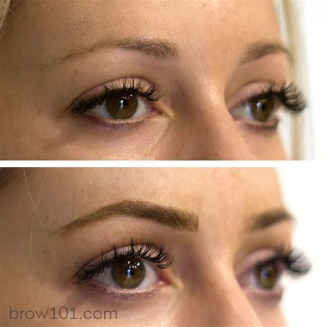 tattoo eyebrows product 18 best images about brow 101 microblading on pinterest
