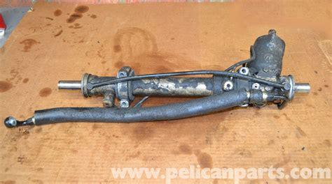 porsche 944 turbo steering rack rebuild 1986 1991