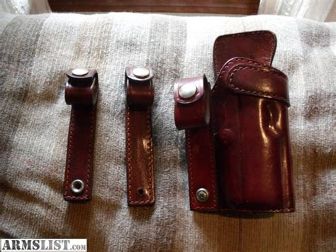 Custom Handmade Leather Holsters - armslist for sale custom handmade leather holsters