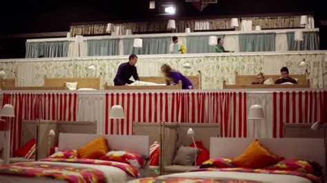 bed theater ikea gave this theater a cozy makeover so people could