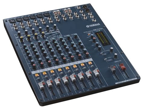 Mixer Yamaha Mg 32 Channel yamaha mg124c ม กเซอร 12 input 4 mono 4 stereo stereo out 2 out 2 aux 4 channel